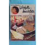 Libro De Cocina De Colección. La Perfecta Ama De Casa.