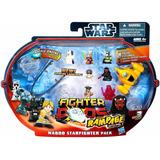 Star Wars Naboo Starfighter Battle Rampage Jogo Novo