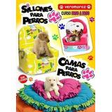 Moldes Imprimibles Para Hacer Sillones Y Camas Para Mascotas