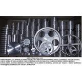 Fabricamos Poleas De Aluminio Y Aros En Magnesio Para Motos