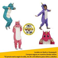 Pijama Kigurami Unicornio Chimuelo Panda Y Más Modelos