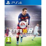Nuevo Fisico Original Ps4 Playstation 4 Fifa 16