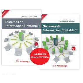 Libro Pack Sic I Y Ii García Alfaomega
