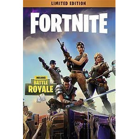 Fortnite Pc Limited Edition (conta C/ Garantia )