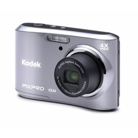 Oferta Cámara Digital Kodak Pixpro Fz41 16mp Zoom Óptico Lcd
