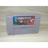 Fita Indy Car Challenge Para Super Nintendo