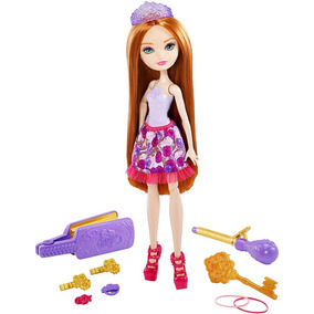 Ever After High Holly Peinados Reales