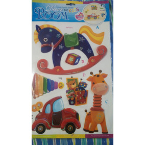 Vinilos Stickers Decorativos Infantiles Paredes Cunas Bebe