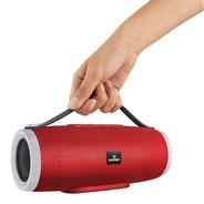 Bocina Recargable Bluetooth Mini Bazooka Xbass Steren Usb Sd