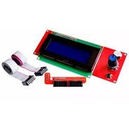 Display Lcd 2004 Smart Controller Para Impressoras 3d