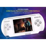 Consola Portátil De Juegos Noga Pocky 8