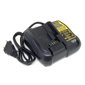 Carregador Bateria Lítio 12v/20v Dcb107 Dewalt 220v