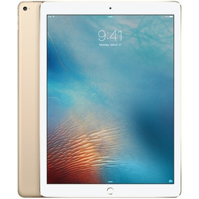 Apple Ipad Pro 128gb Wi-fi - Tela 12,9