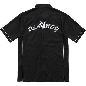 Supreme Camisa Playboy - Bowling - Talla Xl Boliche