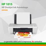 Impresora Hp 1015 Solo Impresion