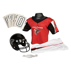Conjunto Uniforme De La Nfl Atlanta Falcons Chico, Mediano