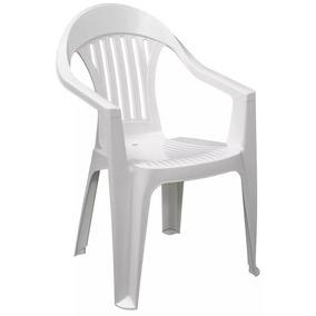 Cadeira Plastica Branca Imbe 92231/010 Tramontina