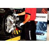 Alineación 3 D + 4 Balanceos Rotación Tienda 5* Bridgestone