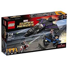 Lego Pantera Negra 76047