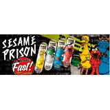 Skate Tabla Trouble Lija Gorilla Estoboles Volcom Dc