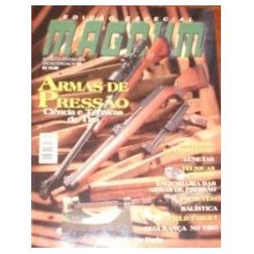 Revista Magnum - Edição Espcial Armas De Pressão