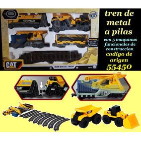 Caterpillar Tren C/motor, Grua Maquin, Camion*última Unidad*