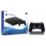 Consola Sony Playstation Ps4 1tb Slim Control Inalambrico