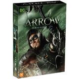 Dvd Arrow - 1ª A 4ª Temporada - 20 Discos - Original
