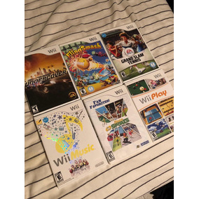 Juegos Wii Remate