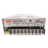 Mean Well Nes-350-12 12v 350 Watt Ul Switching Power Supply