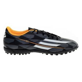 Chuteira Society adidas F5 Tf Masculina - Preto E Amarelo · R  219 90 a9897931d8b52