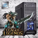 Cpu Gamer 7ma Gen. Ram 8gb Hdd 1 Tb Video Rx 460 2gb Ddr5