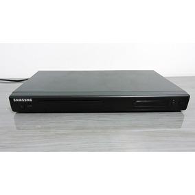 Dvd Player Samsung P-185 Sem Controle Remoto