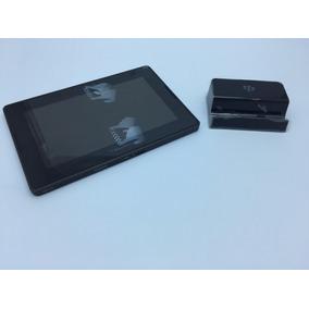 Tablet Blackberry Playbook 16gb + Base Dock