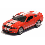 Miniatura Metal Ford Mustang Shelby Cobra 2007 Gt 500 Br16