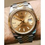 Reloj Rolex En Acero Inoxidables