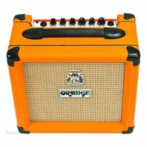 Amplificador Orange Crush12 Para Guitarra Eléctrica 12w
