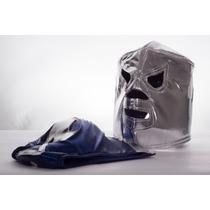 Mascara Disfraz De Luchador Fiestas Piñatas Bodas