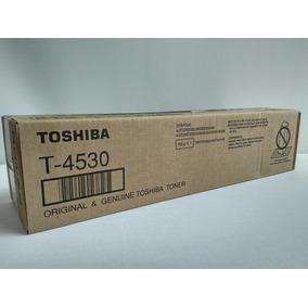 Toner T-4530 Toshiba Para Equipos 205l/255/305/455