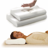 Almohada Memory Pillow Ortopedica