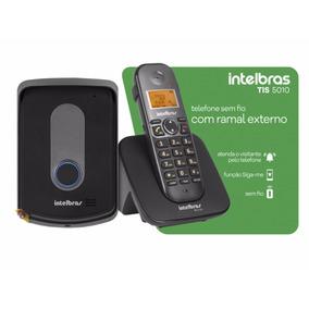 Interfone Sem Fio Tis 5010 Intelbras(1ponto Externo E1int)cs
