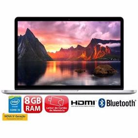 Macbook Pro Apple Mf839bz/a Com Intel® Core I5 Dual Core