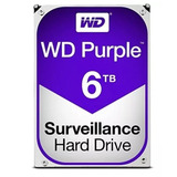 Disco Duro 6tb Wd Purple 3.5 Interno - 64mb Sata3 Wd60purz