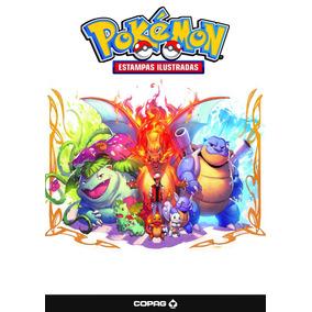 Pasta Fichario Com 10x Folhas Para Cards Pokemon Super Preço