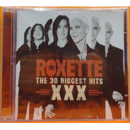 Roxette Xxx The 30 Biggest Hits - Cd Duplo Lacrado
