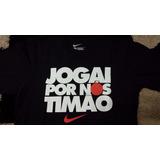 Camisa Do Corinthians Nike Jogador Jogo Mundial Japão 2012