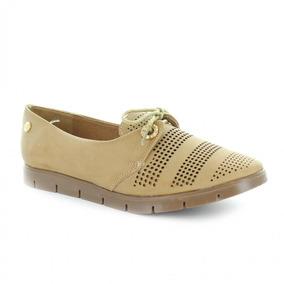 Zapato Para Mujer Rafael Ferrigno 383-036406 Color Beige