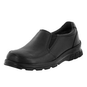 Zapato Escolar Infantil Niño Negro Calzado Dorothy Gaynor