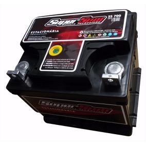 Bateria Estacionária 700 Super Som 50a Ñ Freedom Df Promoção