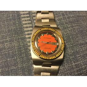 Remate:wittnauer Diver Automatico 70s Fechador Calendario